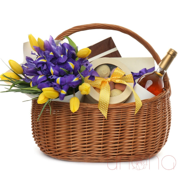 Spring Surprise Gift Basket By Holidays