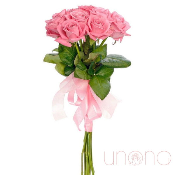 """Sweetheart"" 11 roses bouquet - Ukraine Gift Delivery"