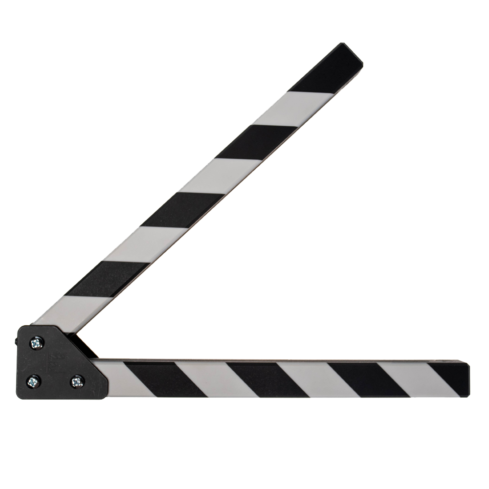 Filmsticks Clapperboard Kit Bundles - All Sizes UK/EU Layout