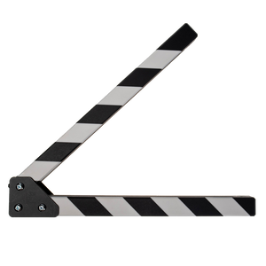 Filmsticks Clappersticks Bundle - Medium & Tiny Sticks