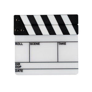 Filmsticks All Weather Clapperboard 3pc Bundle Kits, USA Layout - NANO