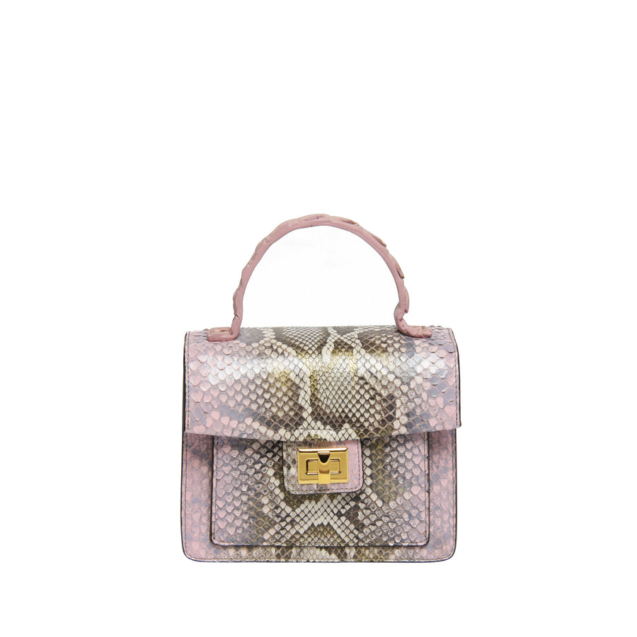 Pink Dreams Python-Croco Mini Kandie