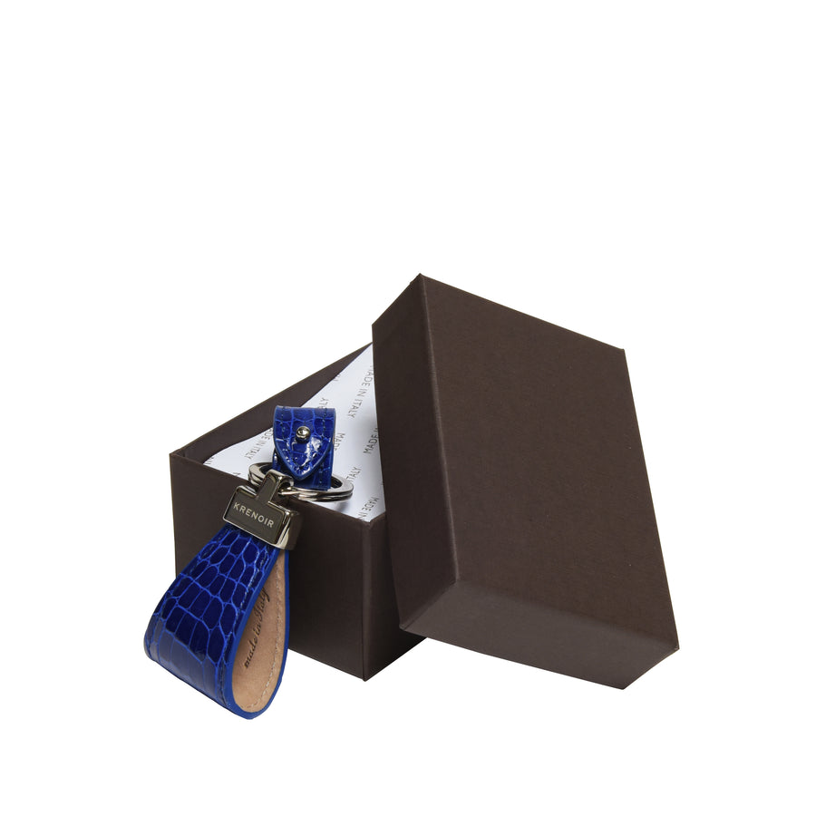 Marino Cobalt Shine Key Holder
