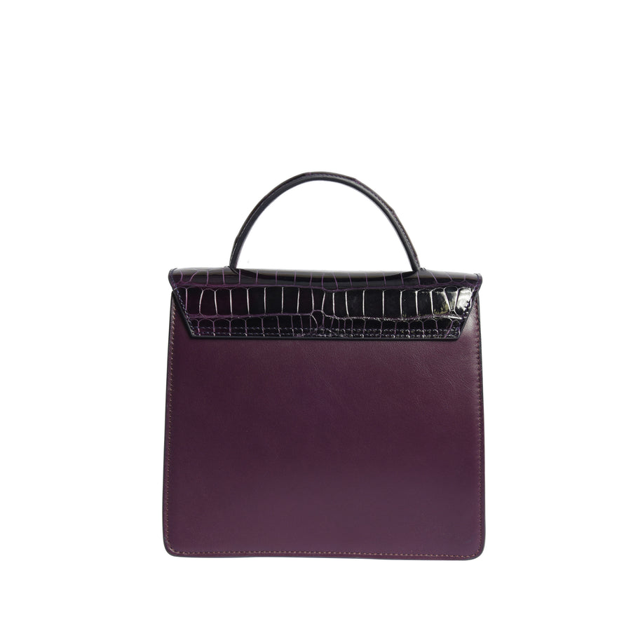 Aubergine Shine Medium Kandie
