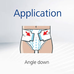 Application of Adult Diaper
