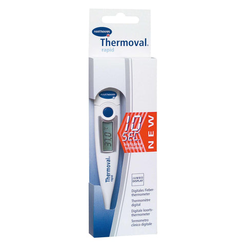 Rapid New Thermoval Quick Touch Thermometer (10 sec)