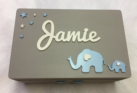 Personalised Keepsake Boxes