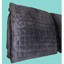 Load image into Gallery viewer, wuilted comfort for weighted blanket cover