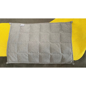 Weighted lap blanket for sensory needs