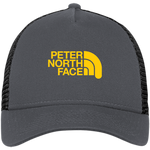 Peter North Face Trucker Hat
