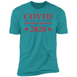 Covid Murder Hornets (Red) T Shirt