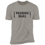 PUNISHER SKULL BLACK INK