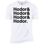 Hodor Men's T (Black Imprint)