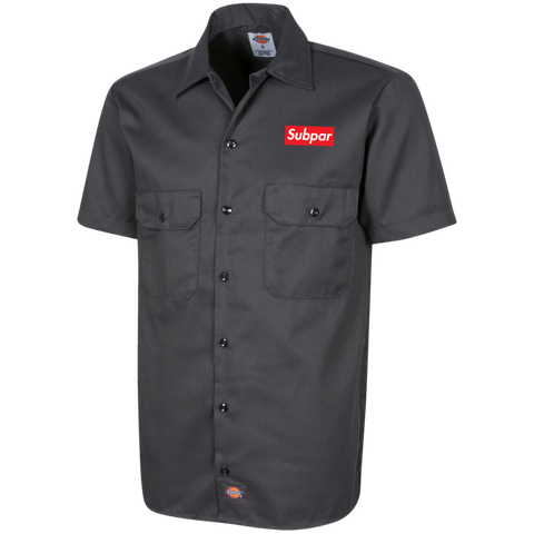 Subpar Short Sleeve Workshirt