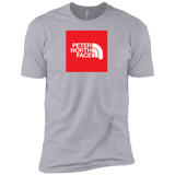 Peter North Face Red Square Men's T