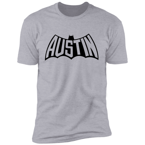 Austin Bat Mens T (Black Imprint)