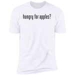Hungry for Apples (Black Print)