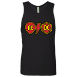 ACDC Men's Cotton Tank