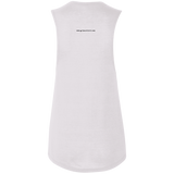 Murder Ink Ladies' White Tank
