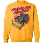 Killdozer Crewneck Pullover Sweatshirt  8 oz.