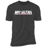 MK ULTRA Mind Control T (White Imprint)