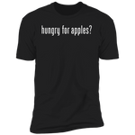Hungry for Apples (White Print)