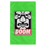 Doom Wall Flag