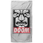 Doom Beach Towel - 37x74
