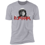 RUMHAM B/W Red Short Sleeve T-Shirt