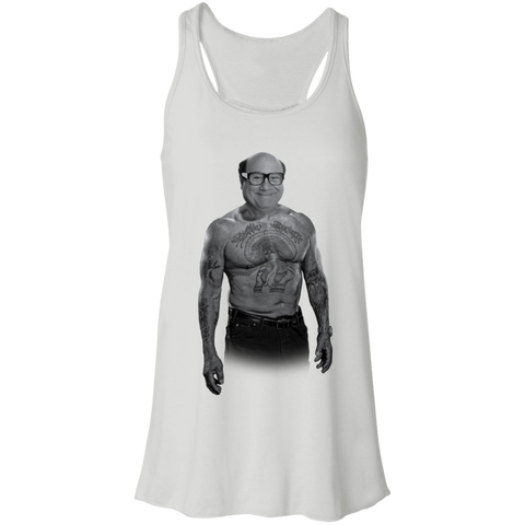 Danny Travito Ladies' Tank (B&W Edition)