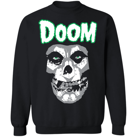 Doom Crew Neck Sweatshirt