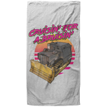 Killdozer Beach Towel - 37x74