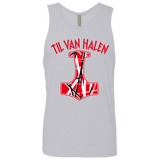 Til Van Halen Men's Cotton Tank