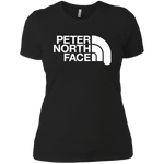 Peter North Face Ladies' T