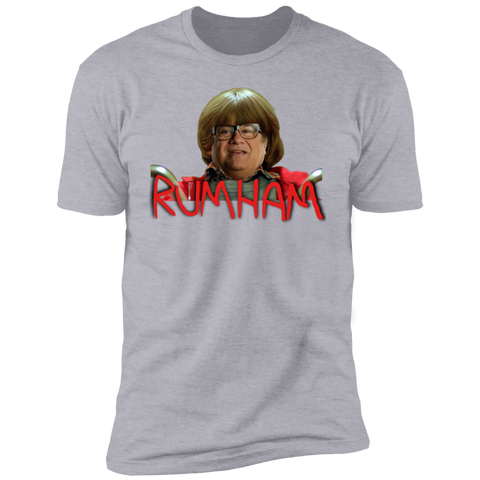 RUMHAM/REDRUM Short Sleeve T-Shirt
