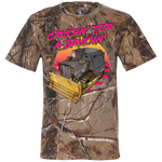 Killdozer Short Sleeve Camouflage T-Shirt