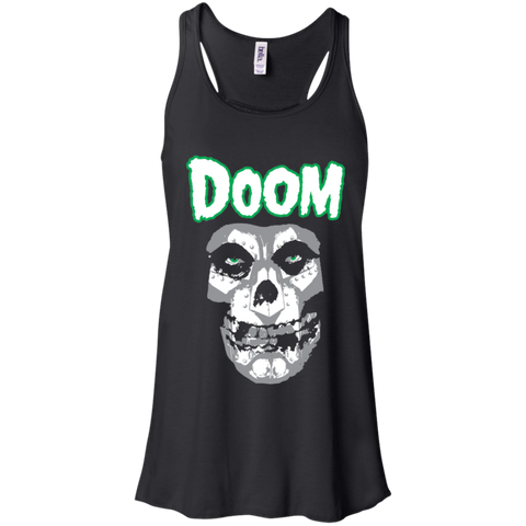 Doom Ladies' Racerback Tank