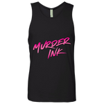 Murder Ink Mens' Tank
