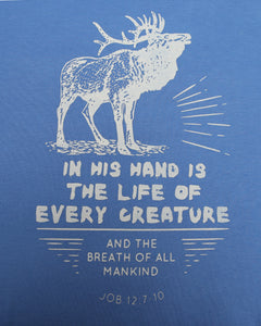 In His Hand Tee -  Mens