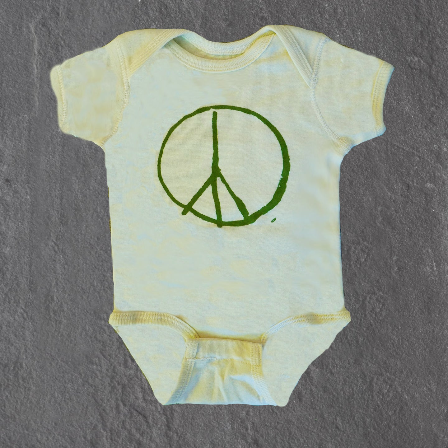big peace onesie