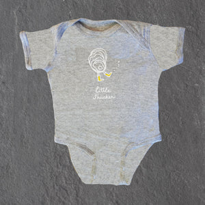 little shucker onesie