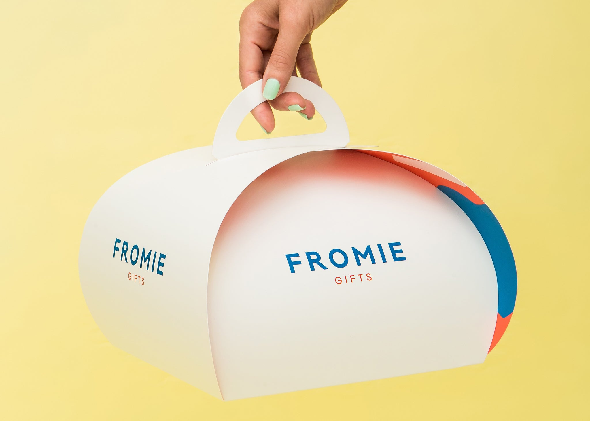 Fromie Gifts is Moving Online