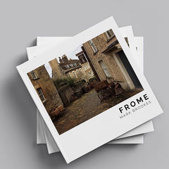 Mark Brookes Frome photobook