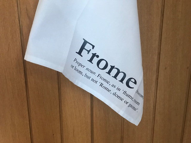Frome Tea Towel