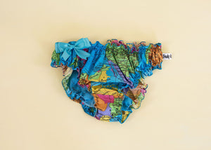 100% Cotton Map Knickers