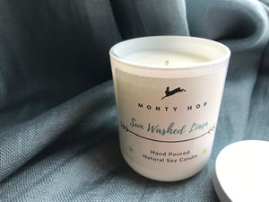 Monty Hop Scented Candle