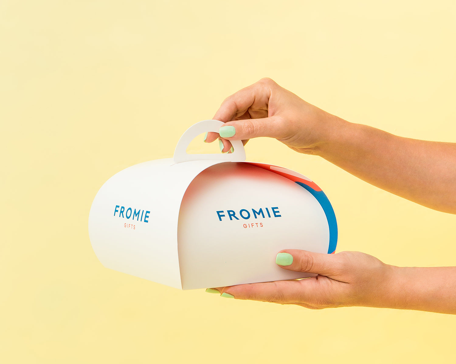 Fromie small gift box