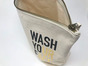 Cotton Wash Bag