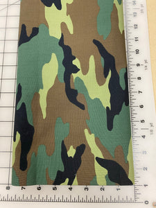 Camouflage Dog bandanas. Green, small, medium, large, fits on the collar!