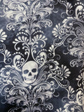 Oven mitts. Animals. Skulls. Victorian on paisley.